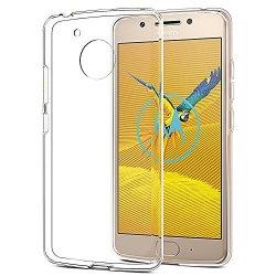Motorola Moto G5S XT1794 Silicon Case Transperant