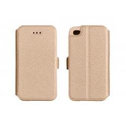Motorola Moto G5S XT1794 Book Pocket Case Gold