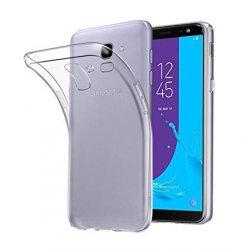 Samsung Galaxy J6 2018 Silicon Case Transperant