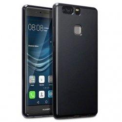 Huawei P9 Plus Silicon Case Black