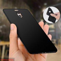 Meizu M6 Note Silicon Case Black