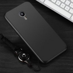 Meizu M6 Silicon Case Black