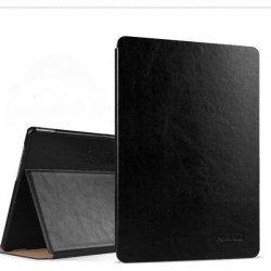 Samsung Galaxy Tab E 9.7'' T560 T561 Leather Case Book Black KAKU