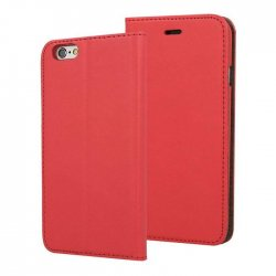 IPhone 6/6s Magnet Book Case Luxus Red