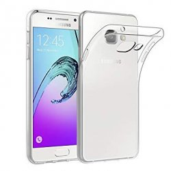 Samsung Galaxy A5 2016 A510 Silicon Case Transperant