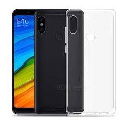 Xiaomi Mi A2/6X Silicon Case Transperant