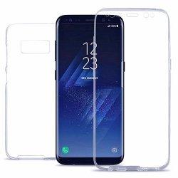 Samsung Galaxy S8 360° Ultra Thin Shockproof TPU Protective Case Transperant