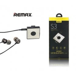 Remax RB S3 Sports Clip on Bluetooth