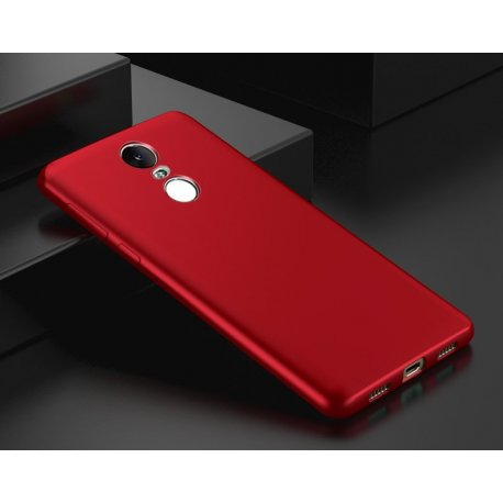Xiaomi Redmi 6X/MI A2 IC Silicon Case Red