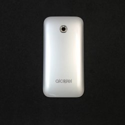 Alcatel One Touch 2051D Battery Cover Silver Original