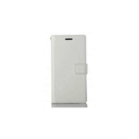 Samsung Galaxy A5 2015 A500 Book Case White