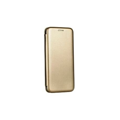 Samsung Galaxy J4 Plus Book Case Magnet Hard Gold