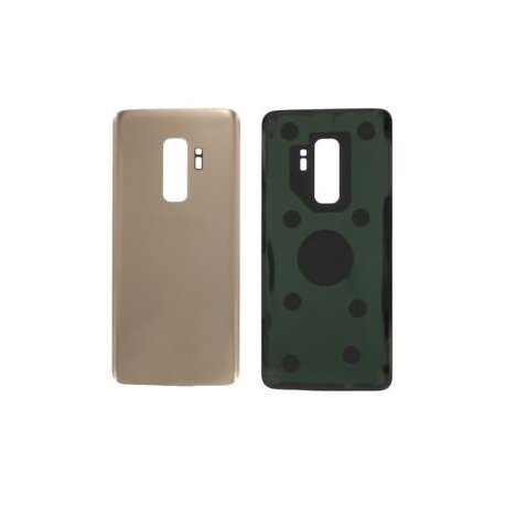 Samsung Galaxy S9 Plus G965 Battery Cover Gold
