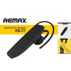 REMAX RB-T7 Bluetooth Headset Black