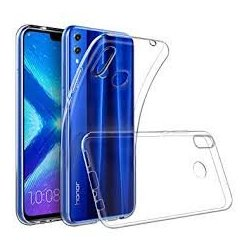 Huawei Honor 8X Silicon Case Transperant