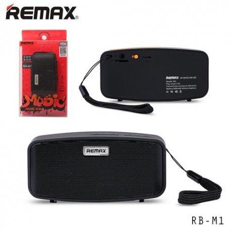 REMAX RM-M1 Bluetooth Stereo Portable Speakers, FM-Radio