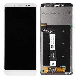 Xiaomi Redmi Note 5 Lcd+Touch Screen White