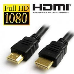 HDTV Cable Hdmi To Hdmi 1,5 m Premium Gold Blister