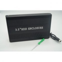 Andowl QX003 3.5'' Hdd External Case