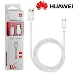 Huawei AP51 USB Type-C Data Charge Cable Retail Boxed White 1.0m