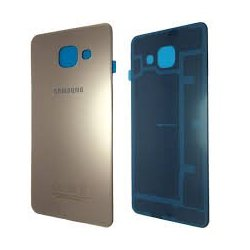 Samsung Galaxy A3 2016 A310 Battery Cover Gold