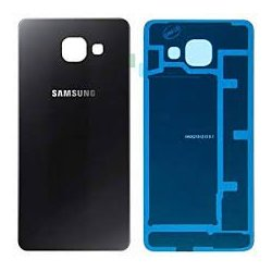 Samsung Galaxy A3 2016 A310 Battery Cover Black