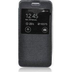 Lg Leon H320 S-View Flexi Case Black