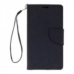 Alcatel OneTouch Pop C9 Fancy Book Case Black