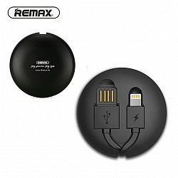 Remax RC-099t Cutebaby Retractable Data Cable Lighting