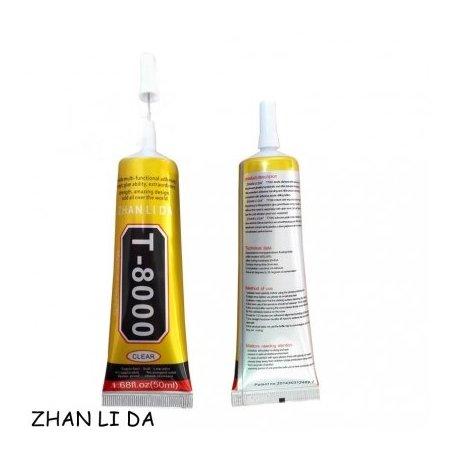 Zhanlida T-8000 Adhesive Glue 50ml Black