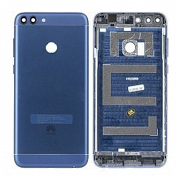 Huawei P Smart/Enjoy 7S Battery Cover Blue