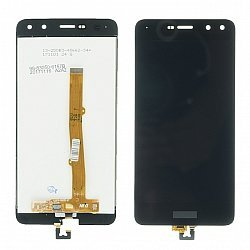 Huawei Y6 2017/Y5 2017 Lcd+Touch Screen Black