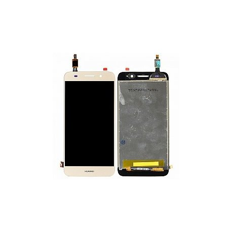 Huawei Y3 2017 Lcd+Touch Screen Gold