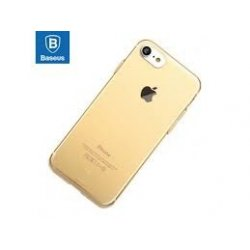 IPhone 7/8 Baseus Silicon Case Transperant Gold