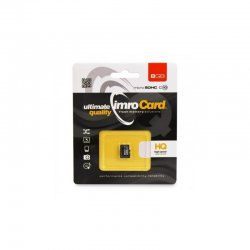 IMRO Memory Micro SD Card 8GB Without Adapter