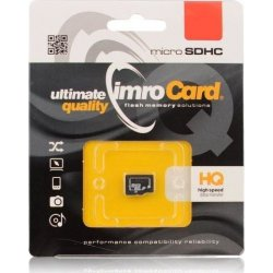 IMRO Memory Micro SD Card 16GB Without Adapter
