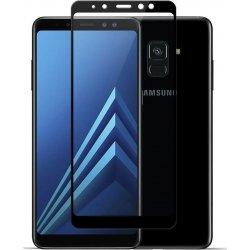 Samsung Galaxy J6 Plus J610 5D Full Glue Tempered Glass 9H Black