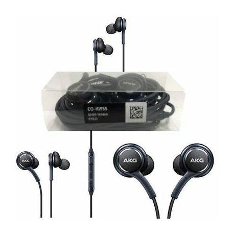 Samsung Galaxy S8 / S8 Plus AKG EO-IG955 Headset Black Bulk