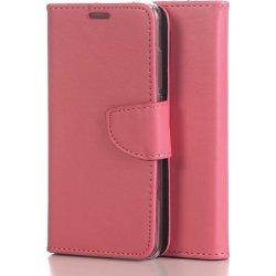 Samsung Galaxy J3 2016 J310 Book Case Pink