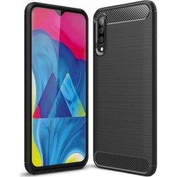 Samsung Galaxy A50 A505 Carbon Fiber Brushed Black