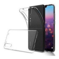 Huawei P20 Pro Silicone Case Transperant