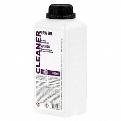 Fluid Cleaner IPA 99 1L Izopropanol