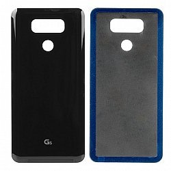 LG G6 H870 Battery Cover Black