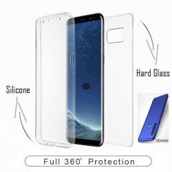 Samsung Galaxy A5/A8 (2018) A530F 360 Degree Full Body Case Blue