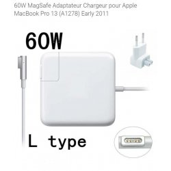 Apple MagSafe 1 60W L Retail Packaging