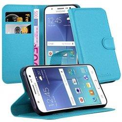 Samsung Galaxy A20 A205/A30 Book Case Light Blue