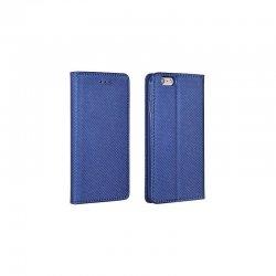 Huawei P30 Pro Smart Book Case Magnet Blue