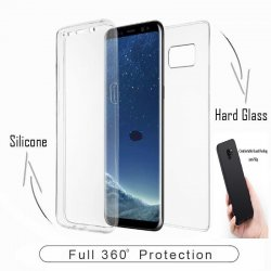 Samsung Galaxy S8 G950 360 Degree Full Body Case Black