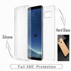 Samsung Galaxy A6 2018 A600 360 Degree Full Body Case Gold
