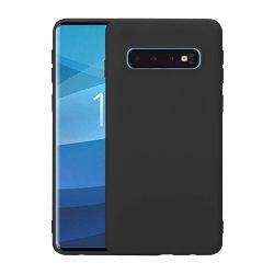 Samsung Galaxy S10 G973 Silicone IC Case Black